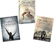 Da Vinci's Demons Season 1 2 3 Complete Series DVD Set Collection TV Show Lot US