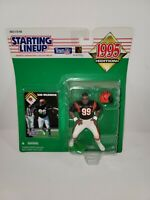 Starting Lineup Figure - Dan Wilkinson - Bengals - 1995 w/ Collector Card & Dome