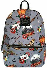 Harry Potter Loungefly Tatoo Mini Backpack S HPBK0034