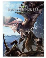 Monster Hunter: World (Microsoft Xbox One, 2018)