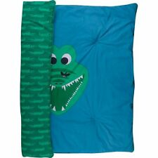Green Cotton Freds World Krabbeldecke Spieldecke 100 x 100 cm Croco neu