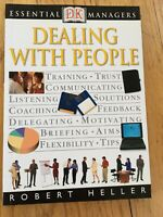 Essential Managers: Dealing With People by Heller, Robert - Essential Managers