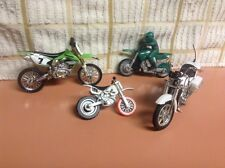 Play Motorcycles Lot Of 4