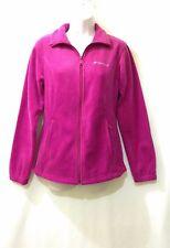 Columbia Mount Cannon Fleece Small Womens Full-Zip Jacket NEW