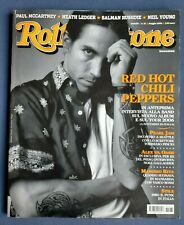 ROLLING STONE Magazine 31/2006 - RED HOT CHILI PEPPERS MCCARTNEY PEARL JAM OASIS