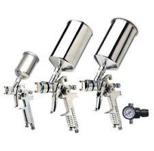 4 Pcs Hvlp Air Spray Gun Kit Auto Paint Gun Detail Mini Spray Gun 1.7 & 1.4 Hvlp