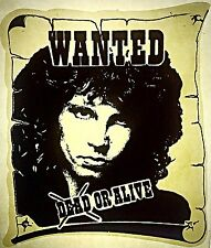 Original Vintage Jim Morrison Iron On Transfer The  Doors Lizard King