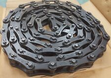 2060 COTTERED HEAVY ATLAS ROLLER CHAIN 10FT NEW USA