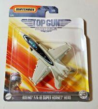 2020 Matchbox Sky Busters Top Gun Maverick Boeing F/A-18 Super Hornet Hero 3/15