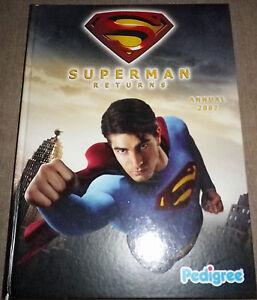 Superman Returns Annual 2007