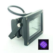 QUANS 10W 12V 24V AC DC UV Ultra Violet High Power LED Light for Curing Glue