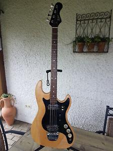 Vintage Höfner E-Bass 184 / Bass Guitar