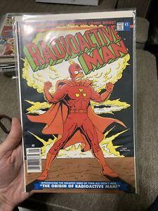 RADIOACTIVE MAN #1 BART SIMPSON'S FAVORITE COMIC BOOK