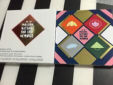 shu uemura x maison kitsune Beauty Remix Smokey Eye & Cheek Palette Indigo Bnib