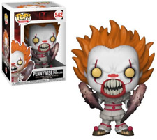FUNKO POP! MOVIES STEPHEN KING IT PENNYWISE WITH SPIDER LEGS CLOWN FIGURE