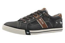 Mustang Shoes Sneaker in Übergrößen Grau 4072-301-259 große Herrenschuhe