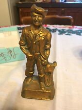 Vintage 1956 Multi Products Inc Molded Revolutionary Minute Man Solider