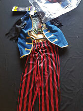 Halloween Fancy Dress Costume - Ghost Zombie Pirate Costume