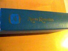 1944 Anna Karenina FIRST Edition Leo Tolstoy Nice Cover 1 Corner Clean Interior
