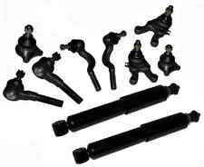 8Suspension Kit Ball joints Tie Rods Front Shock Absorber Mitsubishi Montero New