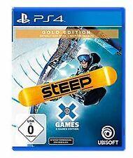 Steep X Games Gold Edition - [PlayStation 4] von Ub... | Game | Zustand sehr gut
