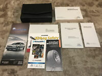 2015 Hyundai Sonata Owners Manual With Case OEM Free Shipping