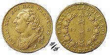 (#141) EXCEPTIONNEL - 12 DENIERS - LOUIS XVI - 1791 A PARIS - SPL MS66
