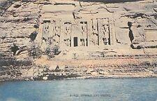 Egypt Nubie Temple Abu Simbel, sculptures