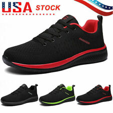 Athletic Running Men's Casual Shoes Jogging Sports Tennis Non-slip Sneakers Gym