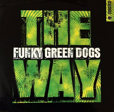 """FUNKY GREEN DOGS - The Way (12"""") (VG/G+)"""