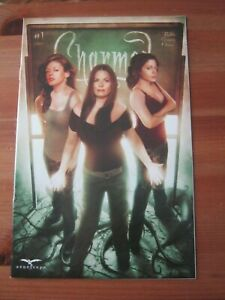 Charmed # 1 July 2010 - Zenescope - Paige, Piper, Phoebe                   ZCO1