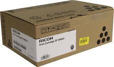 Original Ricoh 407647 406523 Toner Negro Sp 3400 Pages Nuevo B