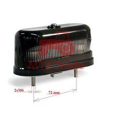 MTS Belarus Kennzeichen Leuchte Nummernschildbeleuchtung Traktor Schlepper FP131