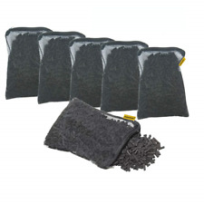 New listing 6 lbs Activated Carbon Charcoal Pellets In 6 Mesh Bags For Aquarium Fish Tank