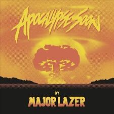 MAJOR LAZER - APOCALYPSE SOON [EP+CD] [EP] NEW CD