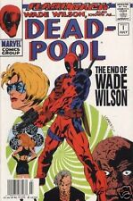 DEADPOOL  # -1 VF (Marvel, 1997) original Comic Book