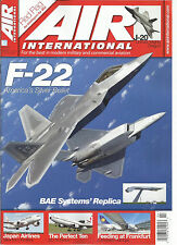 AIR INTERNATIONAL, APRIL, 2014 (FOR THE BEST IN MODERN MILITARY & COMMERCIIAL