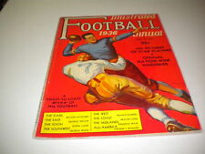 1936 FOOTBALL ILLUSTRATED ,ANNUAL , NICE !!!