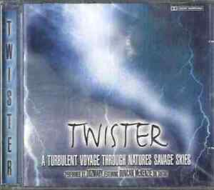 CD New Age - Twister