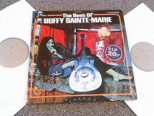 BUFFY SAINT - MARIE - THE BEST OF 2X LP EX!! VANGUARD GERMANY KEEPER OF THE FIRE
