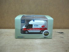 Ford transit MK7 NHS Blood donor van model 1/76 oxford