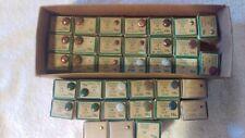 Vintage Rare Antique Jack's Tacks Upholstery Nails / Tacks Rust Proofed