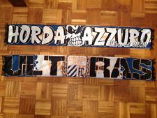 Ultras seidenschal ULTRAS / HORDA AZZURO - JENA 1
