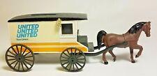 ERTL United Van Lines Horse & Wagon, # 06750, Die-cast Car Bank