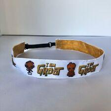 BANDIT BANDS Baby Groot Guardians Galaxy Adjustable No Slip Headband