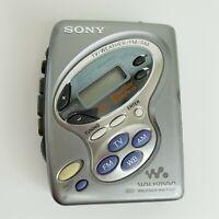 Sony Walkman WM-FX281 Cassette Player AM/FM & Weather Radio Tested Working!