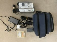 Canon G30 Camcorder Video Camera 8mm Hi8 Used with accessories
