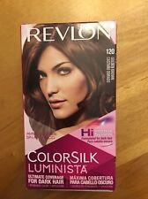 Revlon Colorsilk Luminista #120 Golden Brown Hair Color 1 Application (H)
