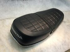 "HONDA CB350-4 SEAT COVER & STRAP ""FREE POST"" WITHIN THE UK ""THE BEST QYALITY"""