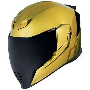 Icon Airflite MIPS Jewel Helmet Includes Clear and Dark Smoke Flite shield